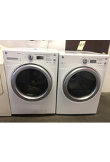 GE GE FRONT LOAD DRYER W/STACK KIT INCLUDED