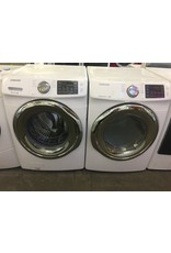 SAMSUNG SAMSUNG FRONT LOAD STEAM WASHING MACHINE