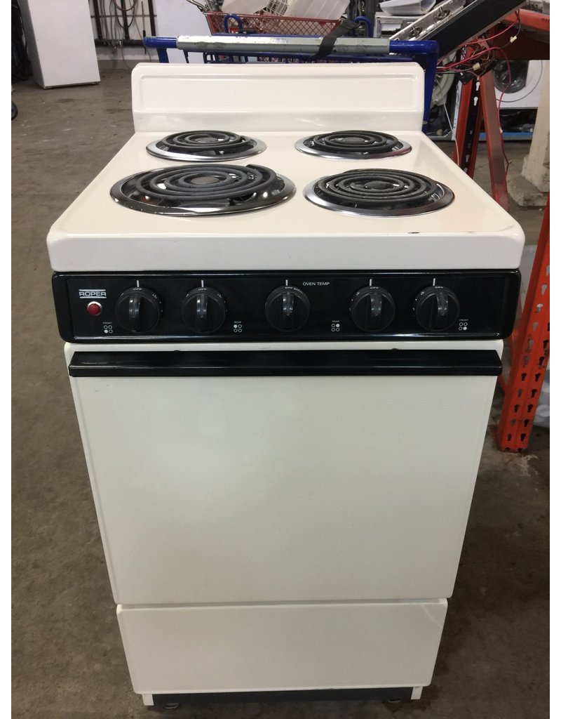 Roper Roper Narrow Coil Top Range Discount City Appliance