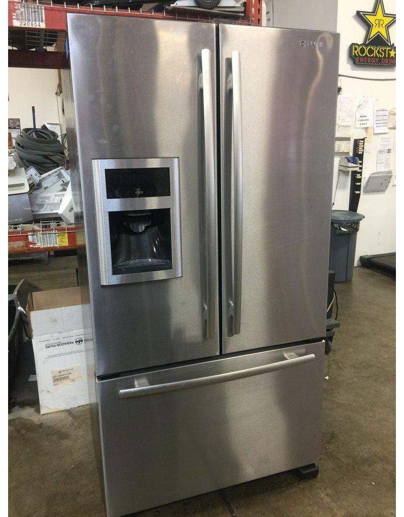 Jenn Air Jenn Air Stainless French Door Refrigerator W Ice