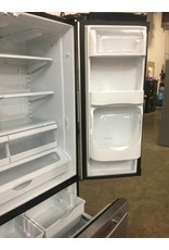JENN-AIR JENN-AIR STAINLESS FRENCH DOOR REFRIGERATOR W/ICE & WATER DISPENSER