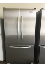 KITCHENAID KITCHENAID FRENCH DOOR STAINLESS REFRIGERATOR W/ICE MAKER