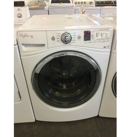 WHIRLPOOL WHIRLPOOL DUET FRONT LOAD STEAM WASHING MACHINE
