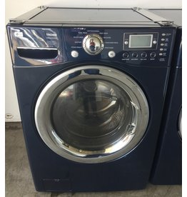 LG LG TROMM FRONT LOAD STEAM BLUE WASHING MACHINE