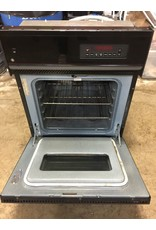 GE GE BLACK WALL OVEN