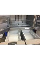 KITCHENAID KITCHENAID FRENCH DOOR STAINLESS REFRIGERATOR W/ICE & WATER DISPENSER