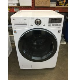 "LG LG ""DIRECT DRIVE"" FRONT LOAD STEAM WASHING MACHINE"