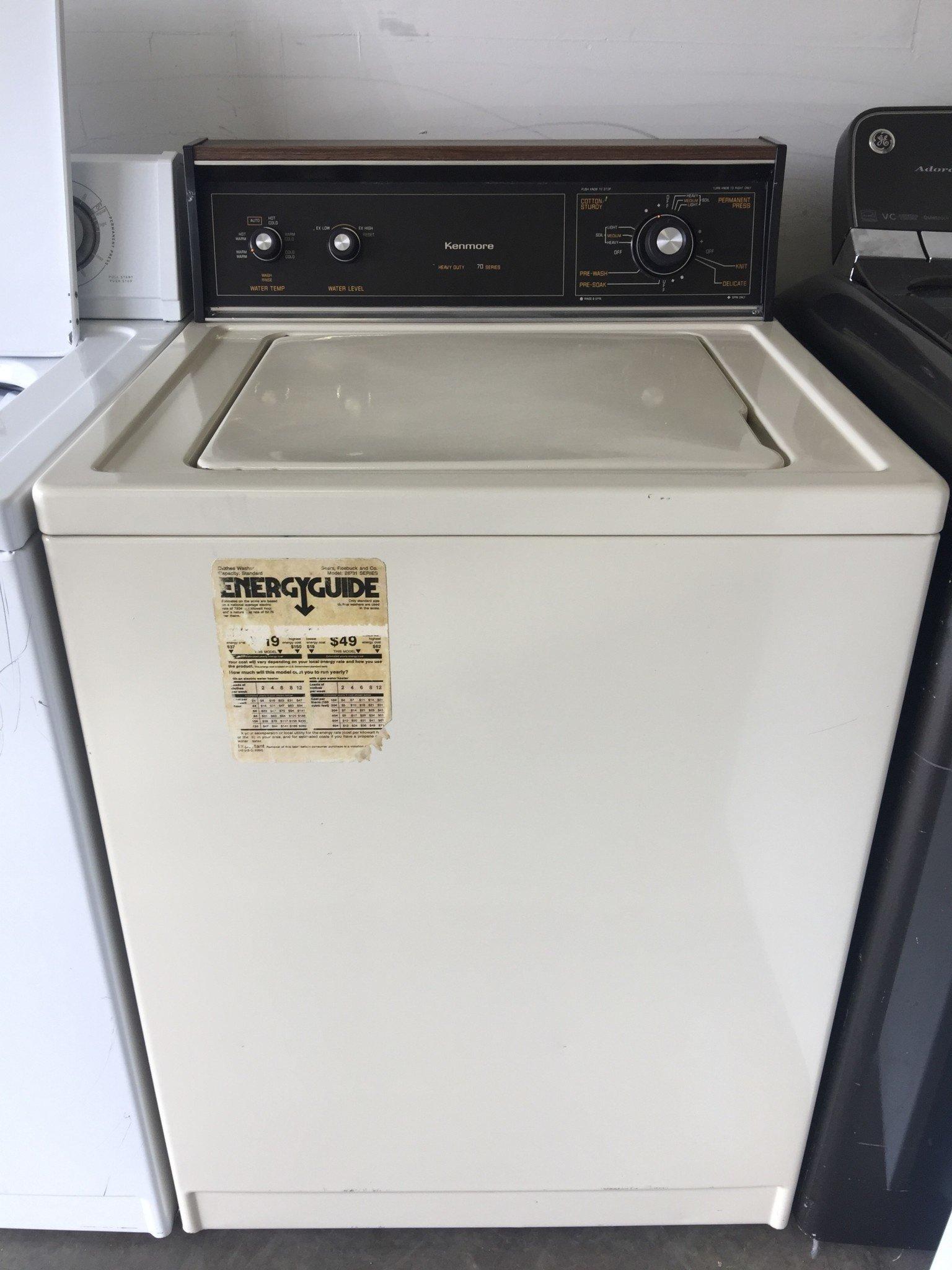 Kenmore Kenmore 70 Series Top Load Washing Machine