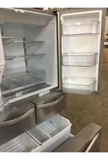 WHIRLPOOL WHIRLPOOL FRENCH DOOR STAINLESS REFRIGERATOR W/ICE & WATER DISPENSER