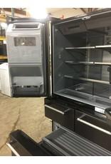 KITCHENAID KITCHENAID FRENCH DOOR BLACK STAINLESS REFRIGERATOR W/PLATINUM INTERIOR DESIGN