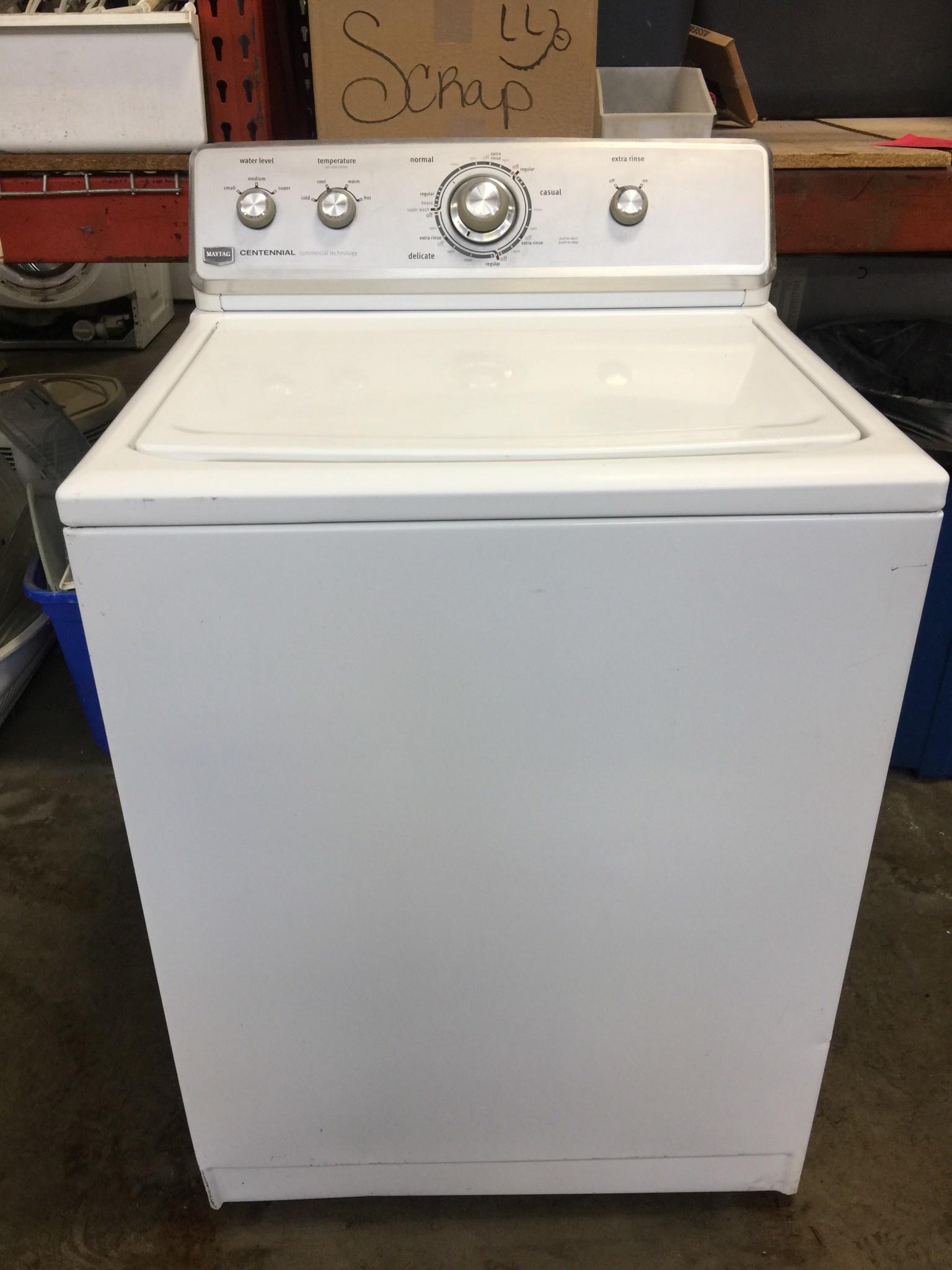 Maytag Maytag Centennial Top Load Washing Machine