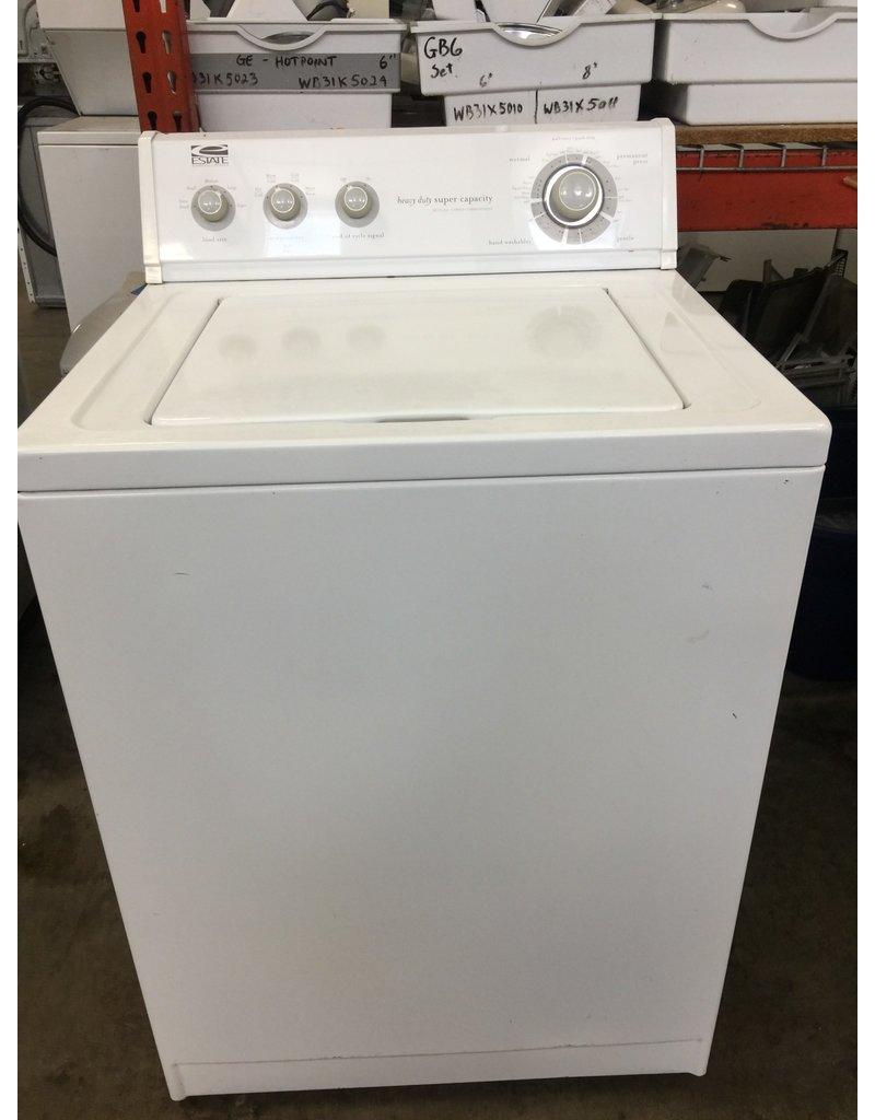 Estate Estate Heavy Duty Top Load Washing Machine