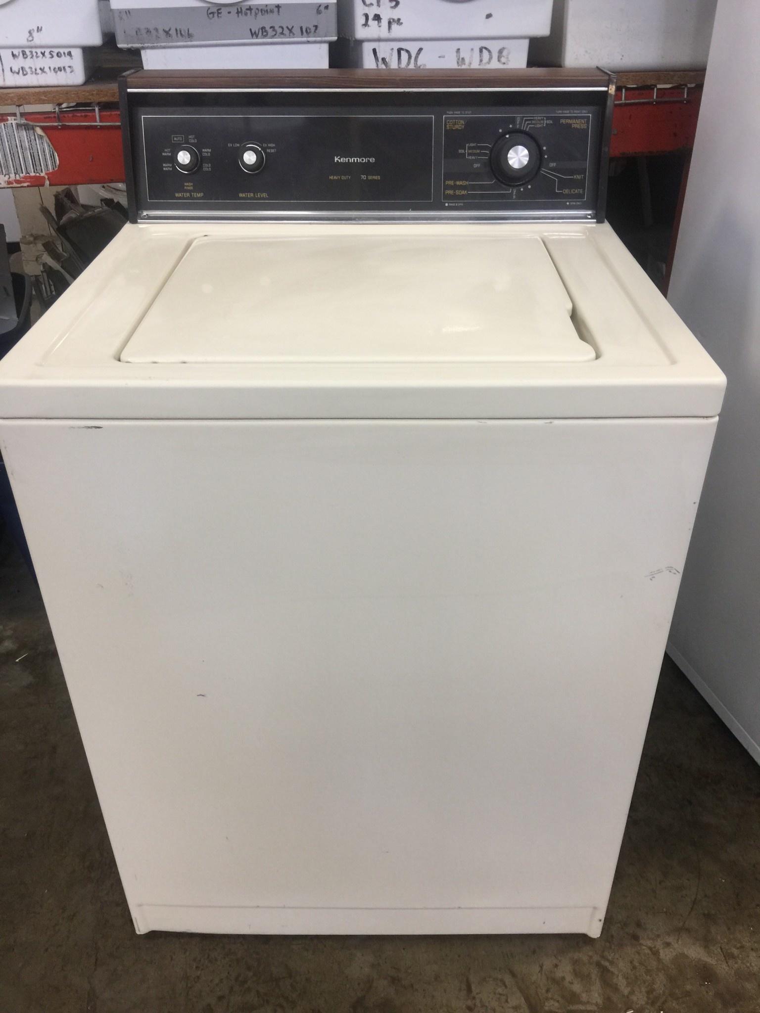Kenmore Kenmore 70 Series Top Load Washing Machine In