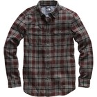 The North Face Men's L/S Arroyo Flannel Sequoia Red Larkspur Plaid