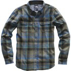 The North Face Men's L/S Arroyo Flannel Four Leaf Clover Barrows Plaid