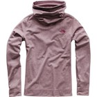 The North Face Women's Novelty Glacier Pullover Fig Heather