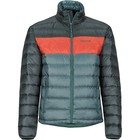 Marmot Ares Jacket Mallard Green/Orange Haze
