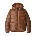 Patagonia Ws Raven Rocks Hoody Moccasin Brown