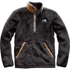 The North Face Men's Campshire Full Zip Weathered Black/Cargo Khaki