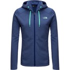 The North Face Women's Tech Mezzaluna Hoodie Sodalite Blue Heather