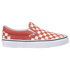 Vans W Classic Slip-On (Checkerboard/Hot Sauce