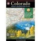NATIONAL GEOGRAPHIC Colorado Road & Recreation Atlas- Benchmark