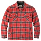 Mountain Khakis Men's Sportsman's Shirt Jac Engine Red Plaid