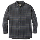 Mountain Khakis Men's Downtown Flannel Shirt Black