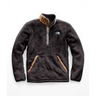 The North Face Men's Campshire Pullover Weathered Black/Cargo Khaki