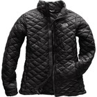 The North Face Women's ThermoBall Jacket TNF Black