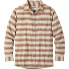 Mountain Khakis Men's Lundy Flannel Shirt Cream