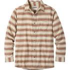 Mountain Khakis Men's Lundy Flannel Shirt Cream