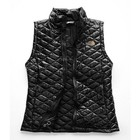 The North Face Women's ThermoBall Vest TNF Black Shine