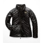 The North Face Women's ThermoBall Jacket TNF Black Shine