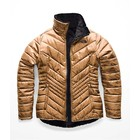 The North Face Women's Mossbud Insulated Reversible Jacket Metallic Copper/TNF Black