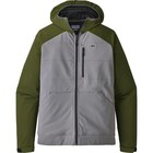 Patagonia Ms SnapDry Hoody Feather Grey