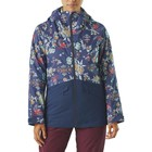 Patagonia Women's Insulated Snowbelle Jkt Village Byrd: Navy Blue