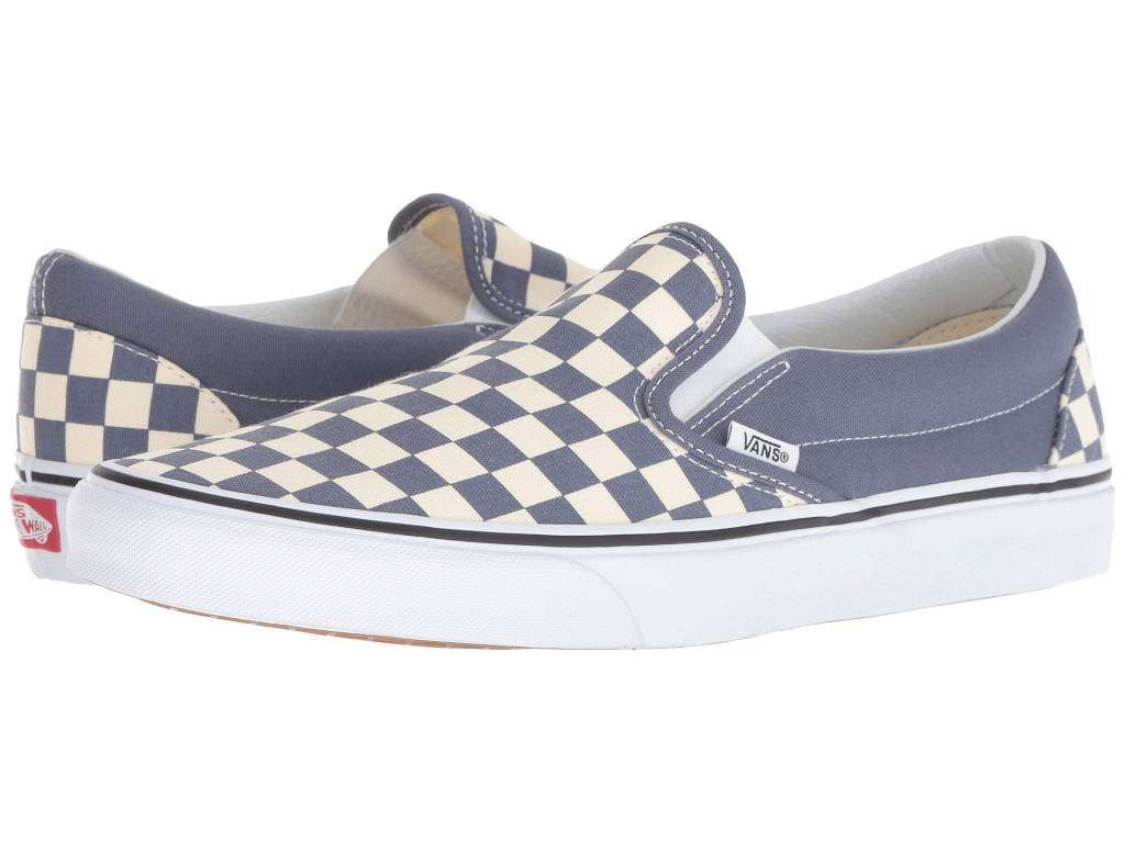 bcd9fba302 Classic Slip-on Checkerboard Grisaille - Vital Outdoors