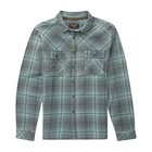 Billabong OVERSEAS FLANNEL POWDER BLUE