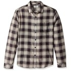 Billabong FREEMONT FLANNEL CHARCOAL