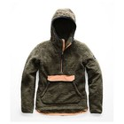 The North Face Women's Campshire Pullover Hoodie New Taupe Green/Cargo Khaki