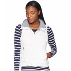 The North Face Women's Holladown Crop Vest TNF White