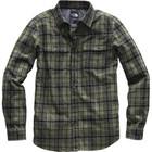 The North Face Men's L/S Arroyo Flannel Four Leaf Clover Larkspur Plaid
