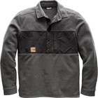 The North Face Men's Davenport Pullover Asphalt Grey Heather
