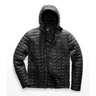 The North Face Men's ThermoBall Hoodie TNF Black Matte