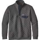 Patagonia Ms Organic Cotton Quilt SnapT P/O Forge Grey