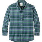 Mountain Khakis Men's Peden Flannel Shirt Twilight Plaid