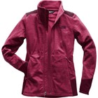 The North Face Women's Shastina Stretch Full Zip Rumba Red Heather/Fig