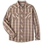 Mountain Khakis Men's Rodeo Long Sleeve Shirt Retro Khaki