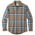 Mountain Khakis Men's Teton Flannel Shirt Tobacco